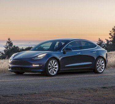 2018 Tesla Model 3 First Drive – Wheels